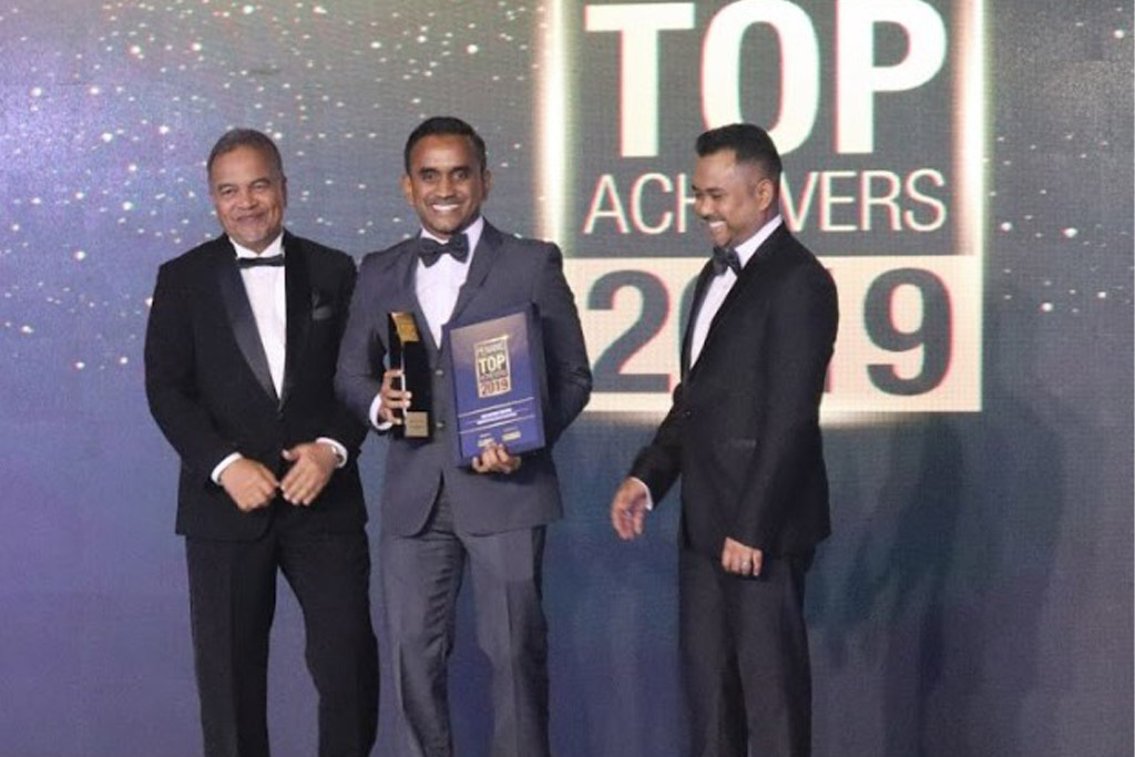 MM Century- Top Achievers 2019