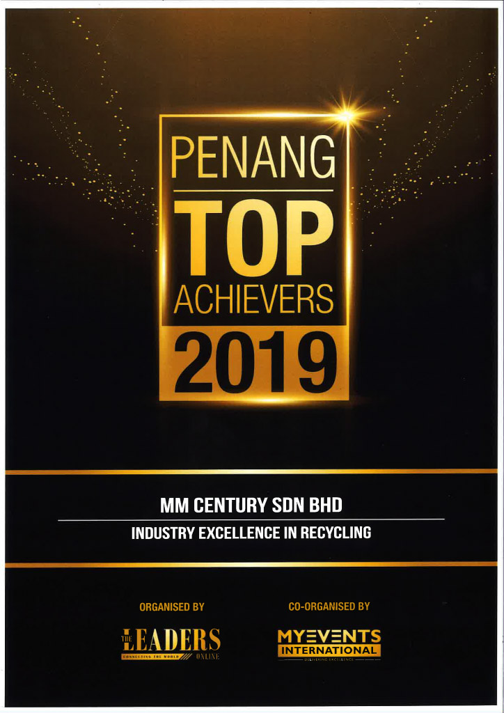 MM Century- Penang Top Achievers 2019