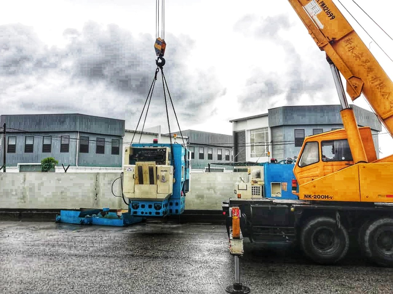 MM Century- Commercial Vehiles for Decommissioning, Dismantling, Demolition