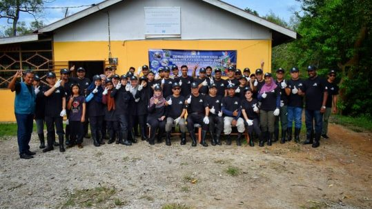 MM Century- Mangrove Planting 2020