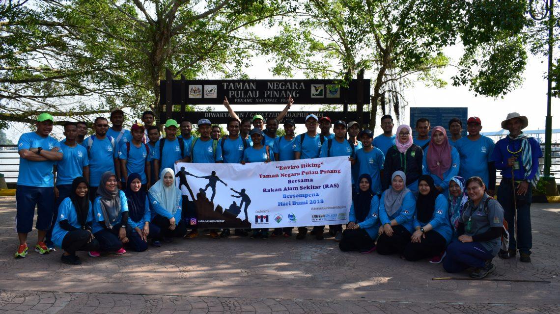 MM Century- Taman Negara Pulau Pinang Hiking 2018