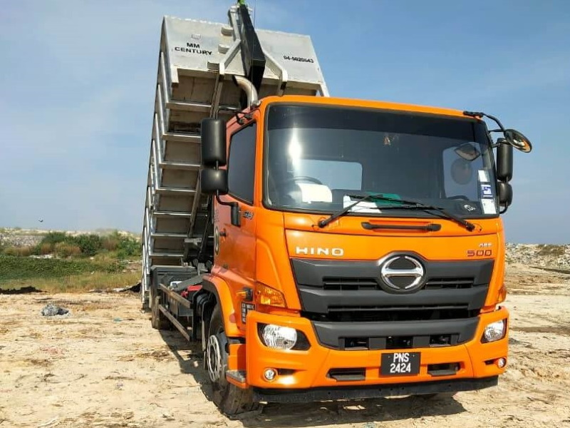 MM Century- Commercial Vehicle for Waste Management