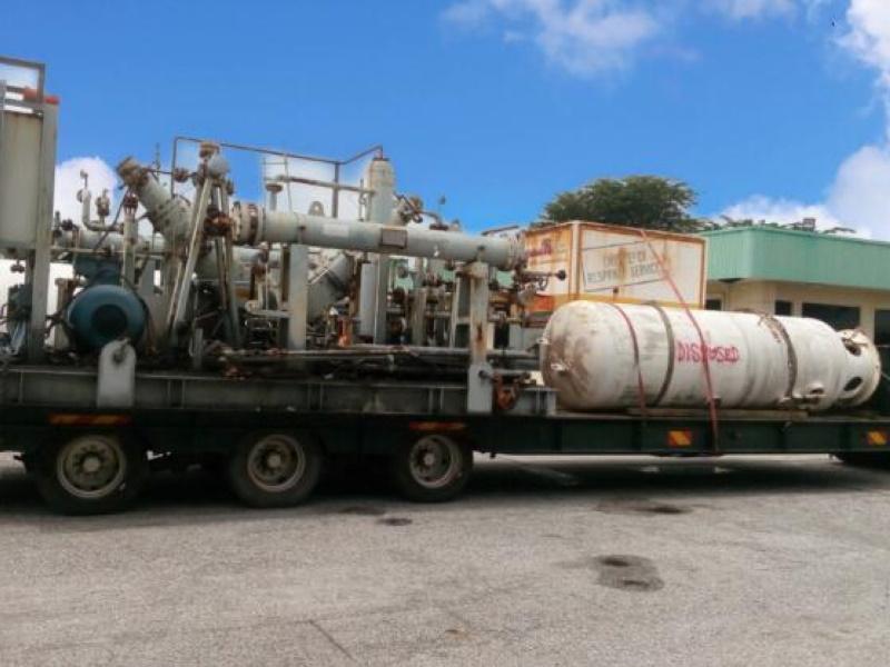 MM Century- Decommissioning, Dismantling, Demolition