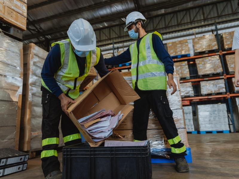 MM Century- Document Destruction, Document Destruction Services
