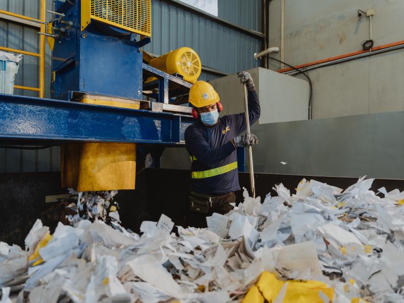 MM Century- Document Destruction, Document Destruction Management