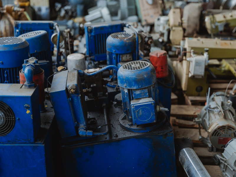 MM Century- Scrap Metal Services, Scrap Metal Management
