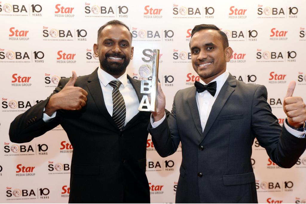 MM Century- SOBA , Star Outstanding Business Award